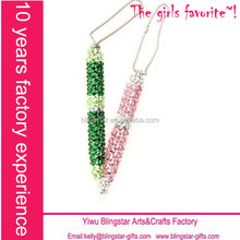 hot selling necklace diamond gift pen