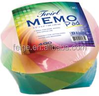 Twirl Memo Pad