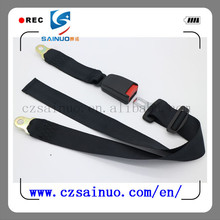Manual 2 P Safety Belt used for minibus and minivan with CE