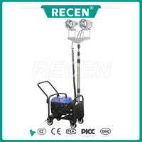 MH/HPS floodlight generator portable generator work light tower