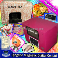 practical digital flower printer /nail printer nail art printer software