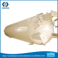 Professional Project Available Double Wall Lpg Tank Price