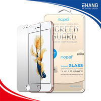 9h hardness tempered glass screen protector for iPhone 6s