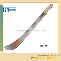 High Quality Agricultural farm tools Machete for South african
