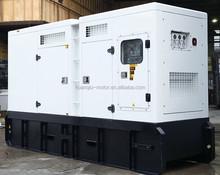 100kw diesel generator price powered by C series engine 6BTA5.9-G2 with stamford alternator