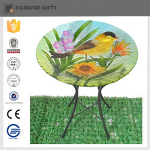 hot sell union use bird feeder and bath tub for garden ornament