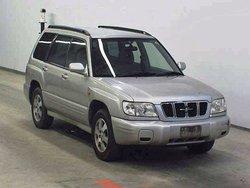 2000 Subaru Forester Used Car