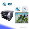 Golf Ball Logo Inkjet Flatbed Printer ,Ceramic Tile Inkjet Flatbed Printing Machines For Hot Sale