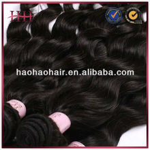 Top Quality Grade double wefted Malaysian Virgin hair weaving,Free Weave Hair Packs,Human Hair Weft accept Paypal