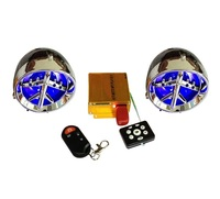 motorcycle burglar alarm with mp3 play and FM function