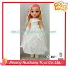 2015 novo plástico Barbiee boneca do amor boneca YX006A