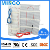220V Programmable Radiant Heated Mat Heated Floor