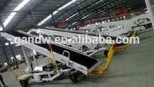gse transmettre ceinture loader pour équipements aéronautiques