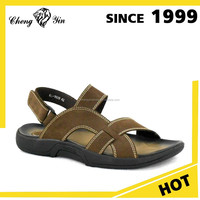 china wholesale alibaba China Manufacturer Spring Season Indian Leather Sandals shoes for men