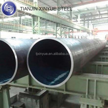 cold drawn A106 / A 53 sch 40/API 5Lx60/x70//black pipe/LSAW/spiral pipe / seamless carbon steel pipe