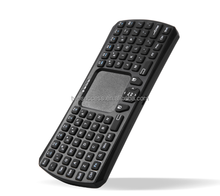 Ultra-MINI Silicone Wireless Bluetooth Keyboard With mouse and touchpad function