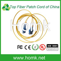 Low Price SC SS SX SM DX MM Fiber Optic Cable/Patch Cord Quality Assured Optical Fiber Patch Cord/Pigtail