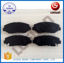 brake pads Semi-metallic A-663WK China factory for CR-V