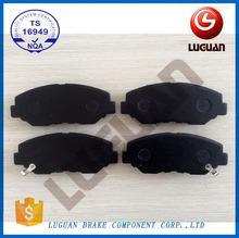 brake pads Semi-metallic A-663WK China factory for CR-V