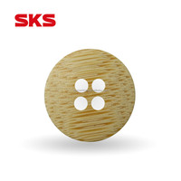 High Quality Bamboo Button