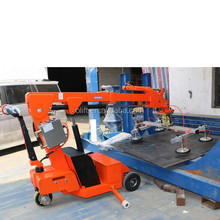 Hot sell rotatable vacuum rubber plate lifter for glass lifting machine