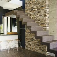2015 new deisgn vinyl pvc 3d brick designs wallpaper