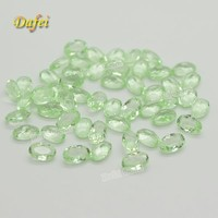 Wholesale Oval Shaped Synthetic Glass