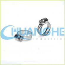 2015 Made in China flexible natural gas hose clamp