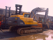 Hot sale used volvo excavator in high quality /Second hand volvo ec210 excavator for sale