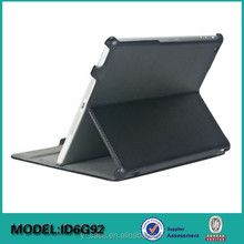 Wholesale factory new product leather case for iPad air 2 ,for iPad air 2 case