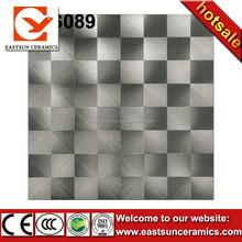factory direct metallic rustic tiles metal look tile rustic tile