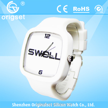 Newest interchange strap 5ATM Water resistant Japan Movement good quality Watch Custom logo changeable face jelly watch