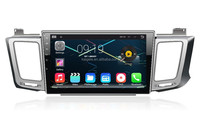 Android 10.1 inch car dvd player for Toyota RAV4 2013 with BT,Radio,DVD,IPOD function,1024 * 600 pixel