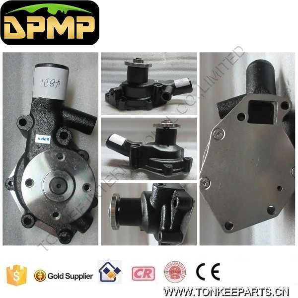 8-94376865-0 4BD1 WATER PUMP EX100-2 EX100-3 WATER PUMP FOR HITACHI EXCAVATOR  P02.jpg