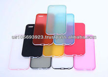 Super TPU +PC frame Combo Case Cover For iphone 5