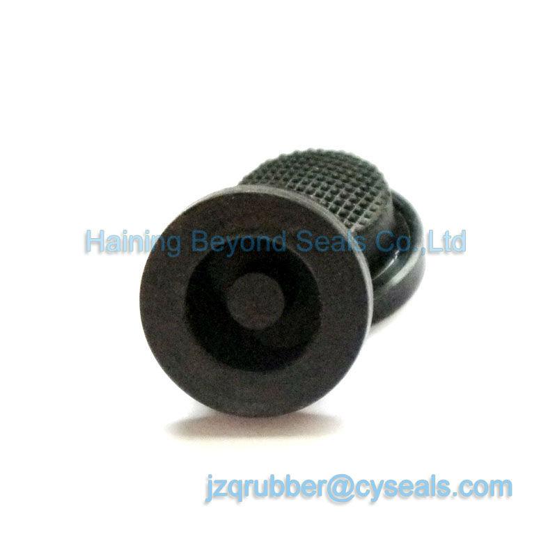 Personalizado borracha macia silicone push button_silicone button_silicone botão para brilho lanterna