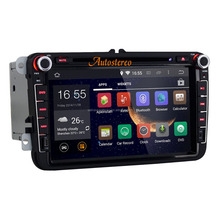 Android car dvd player with GPS Navigation for Volkswagen Jetta Polo Golf Car Radio