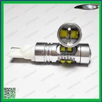 White 50W T10 194 161 W5W 10*XPE R3 LED Car Light Side Wedge Lamp Bulb