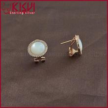 joyas de plata 925 wedding earrings 925 sterling silver finding