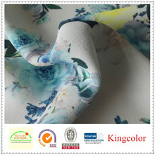 Digital print rayon fabric / rayon fabric price / 100 viscose rayon fabric