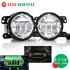 2015 Hot fog light for jeep, With day time running light 15w 30w fog light for jeep