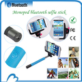 vente en gros smartphone bluetooth caméra sans fil monopode