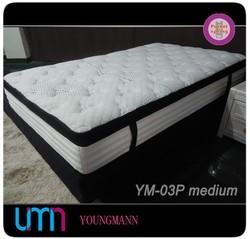 YM-03P-MEDIUM Box Spring Mattress Mattress Spring Wire