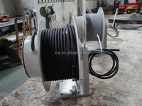 JT2 NEW TYPE 5-60meters spring type cable reel,JT2 Industrial cable reel INSTALLED ON CRANE,FLAT CAR,HOIST,EXCAVATOR