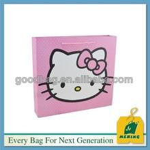 enfants fete des sacs en papier cadeau candy, MJ-PP0963-Y, Made in China