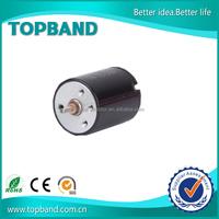 Low voltage coreless dc motor rotary tattoo machine motors
