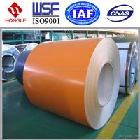 PPGI COMPANY supply ppgi ppgl hangzhou hongle steel co ltd