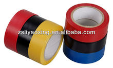 electrical insulation tape/pvc black electrical adhesive tape/wonder pvc electrical insulation tape