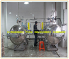 Used steam or water cycle sterilizer autoclave