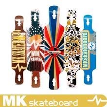 2015 hot design longboard skateboard 41*9.5inch longboard